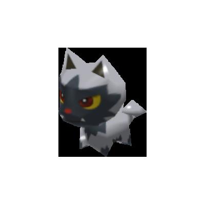 Sprite de Medhyèna - Pokémon Rumble Rush