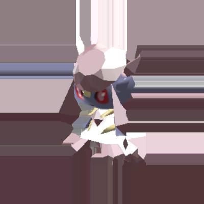 Fiche Pokédex de Méga-Diancie Pokémon Rumble Rush