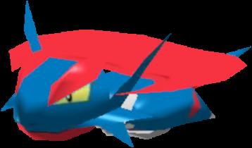 Sprite de Méga-Drattak - Pokémon Rumble Rush