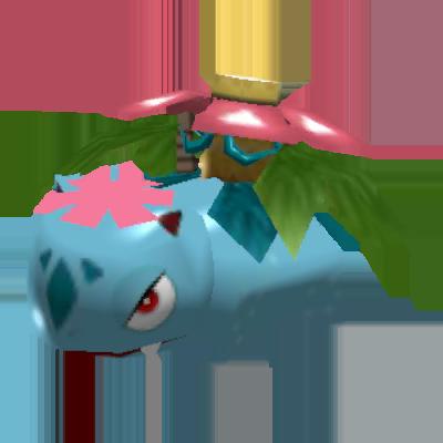Sprite de Méga-Florizarre - Pokémon Rumble Rush