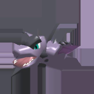 Sprite de Méga-Ptéra - Pokémon Rumble Rush