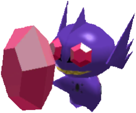 Sprite de Méga-Ténéfix - Pokémon Rumble Rush