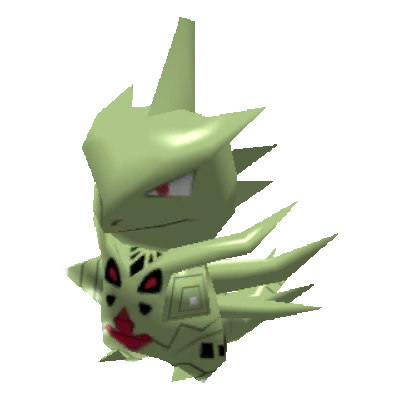 Sprite de Méga-Tyranocif - Pokémon Rumble Rush