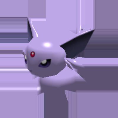 Sprite de Mentali - Pokémon Rumble Rush