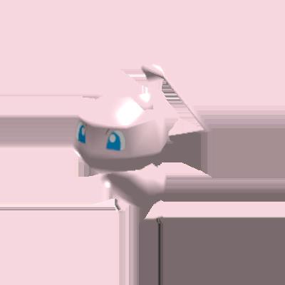 Fiche Pokédex de Mew Pokémon Rumble Rush