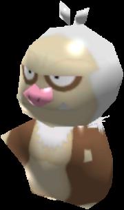 Fiche Pokédex de Monaflèmit Pokémon Rumble Rush