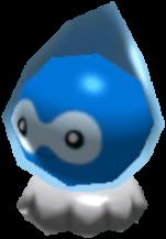 Fiche Pokédex de Morphéo (Eau de Pluie) Pokémon Rumble Rush
