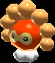 Fiche Pokédex de Morphéo (Solaire) Pokémon Rumble Rush