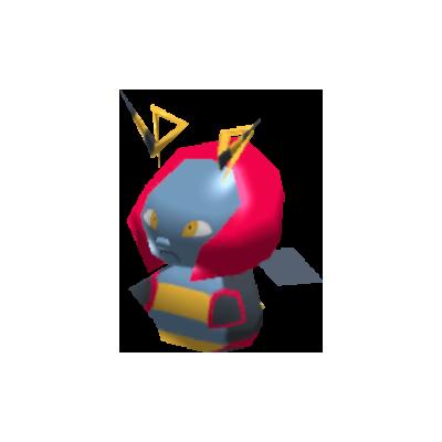 Sprite de Muciole - Pokémon Rumble Rush