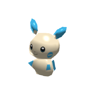 Sprite de Négapi - Pokémon Rumble Rush