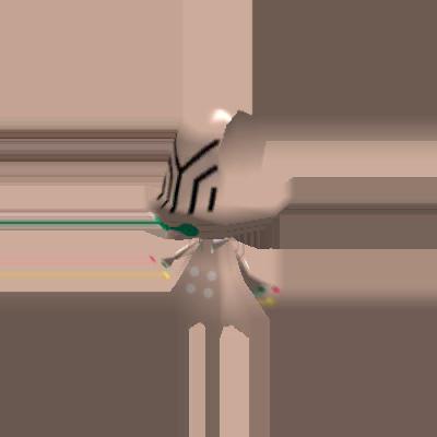 Fiche Pokédex de Neitram Pokémon Rumble Rush