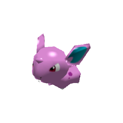 Sprite de Nidoran-M - Pokémon Rumble Rush