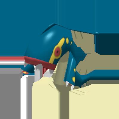 Sprite de Ohmassacre - Pokémon Rumble Rush