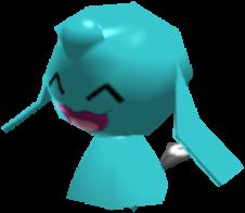 Fiche Pokédex de Okéoké Pokémon Rumble Rush