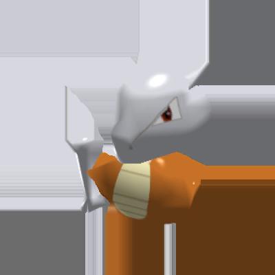 Sprite de Ossatueur - Pokémon Rumble Rush