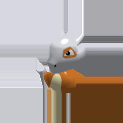 Sprite de Osselait - Pokémon Rumble Rush
