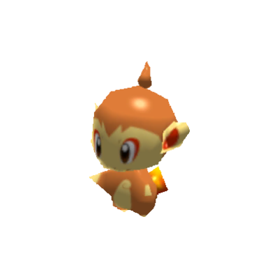 Sprite de Ouisticram - Pokémon Rumble Rush
