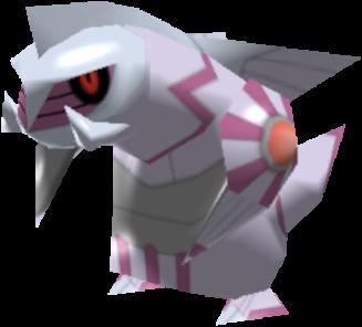 Fiche Pokédex de Palkia Pokémon Rumble Rush