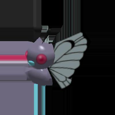 Pokémon papilusion Pokémon Rumble Rush