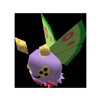 Sprite de Papinox - Pokémon Rumble Rush