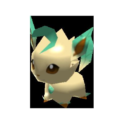 Sprite de Phyllali - Pokémon Rumble Rush