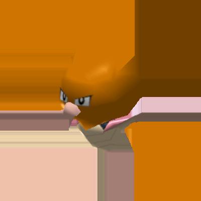 Sprite de Piafabec - Pokémon Rumble Rush