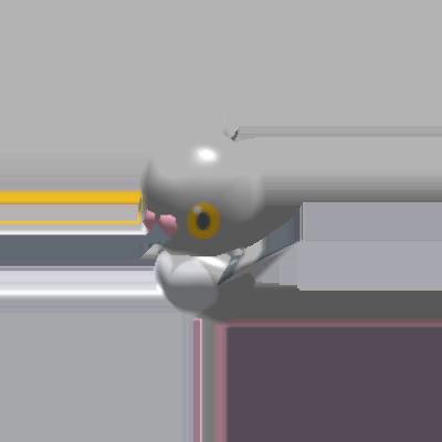 Sprite de Poichigeon - Pokémon Rumble Rush