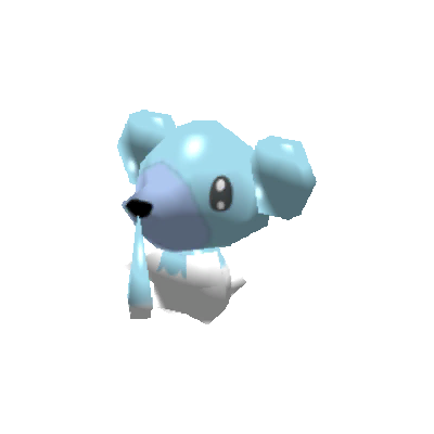 Sprite de Polarhume - Pokémon Rumble Rush
