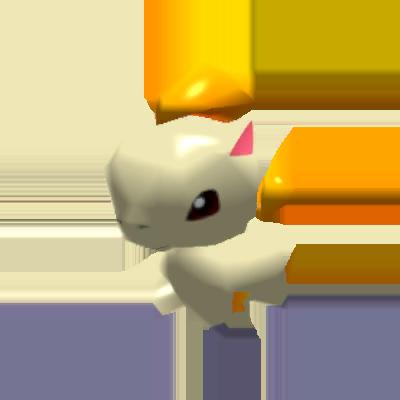 Sprite de Ponyta - Pokémon Rumble Rush