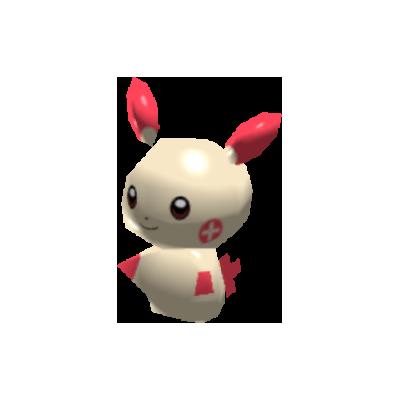 Sprite de Posipi - Pokémon Rumble Rush