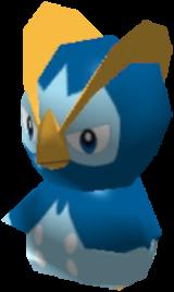 Sprite de Prinplouf - Pokémon Rumble Rush