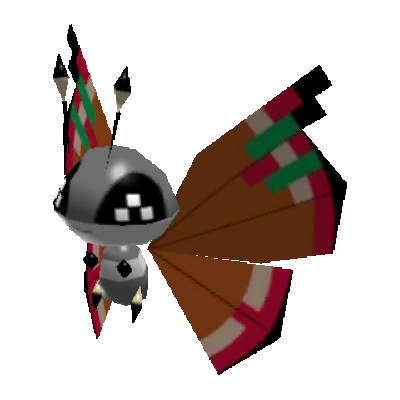 Sprite de Prismillon (Motif Archipel) - Pokémon Rumble Rush