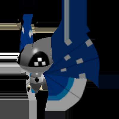Sprite de Prismillon (Motif Banquise) - Pokémon Rumble Rush