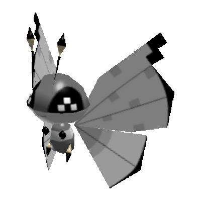 Sprite de Prismillon (Motif Blizzard) - Pokémon Rumble Rush