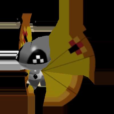 Sprite de Prismillon (Motif Continent) - Pokémon Rumble Rush