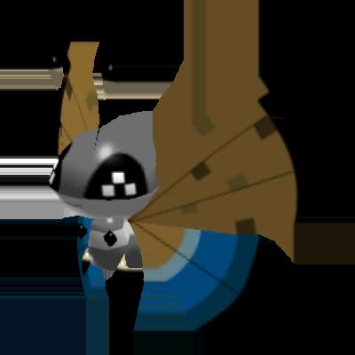 Sprite de Prismillon (Motif Delta) - Pokémon Rumble Rush