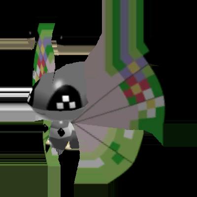 Sprite de Prismillon (Motif Fantasie) - Pokémon Rumble Rush