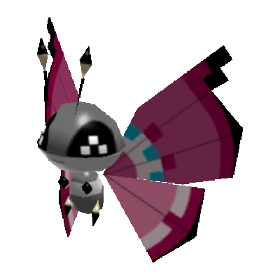 Sprite de Prismillon (Motif Floraison) - Pokémon Rumble Rush