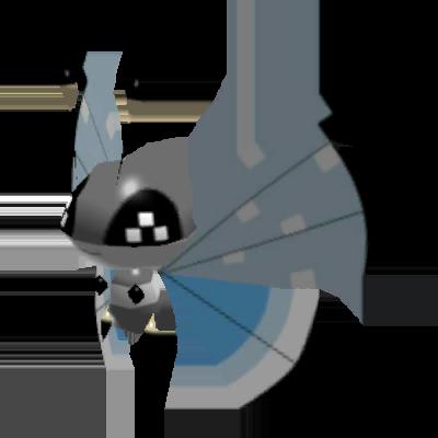 Sprite de Prismillon (Motif Glace) - Pokémon Rumble Rush