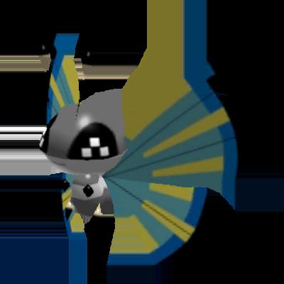 Sprite de Prismillon (Motif Mangrove) - Pokémon Rumble Rush