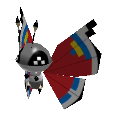 Sprite de Prismillon (Motif Métropole) - Pokémon Rumble Rush