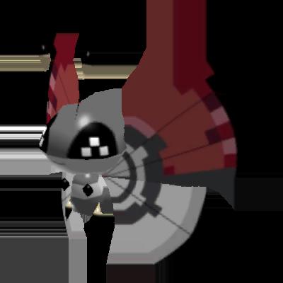 Sprite de Prismillon (Motif Pokéball) - Pokémon Rumble Rush