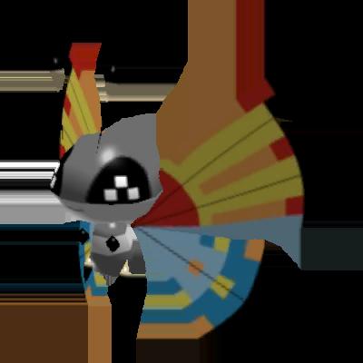 Sprite de Prismillon (Motif Soleil Levant) - Pokémon Rumble Rush