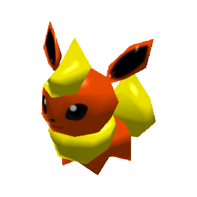 Sprite de Pyroli - Pokémon Rumble Rush