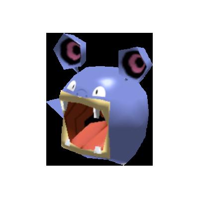 Sprite de Ramboum - Pokémon Rumble Rush