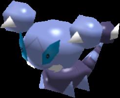 Sprite de Rapion - Pokémon Rumble Rush