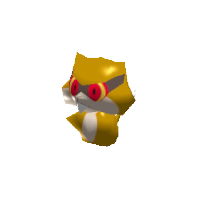 Fiche Pokédex de Ratentif Pokémon Rumble Rush