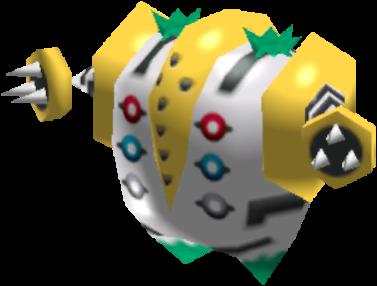 Fiche Pokédex de Regigigas Pokémon Rumble Rush