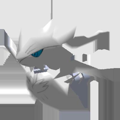 Fiche Pokédex de Reshiram Pokémon Rumble Rush