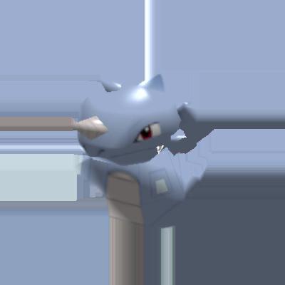 Sprite de Rhinoféros - Pokémon Rumble Rush